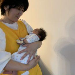 出産後に産後ケアが必要になったら、即ご連絡ください!