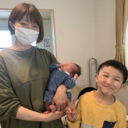 東京都狛江市 T様ご家族